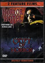2 Feature Films- Horror Hotel (1960) & Crypt of Horror (1964) (2005 DVD) by DVD Family Value Collection
