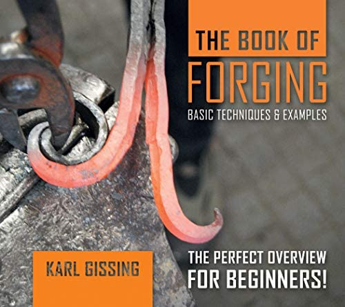 The Book of Forging Basic Techniques Examples product image