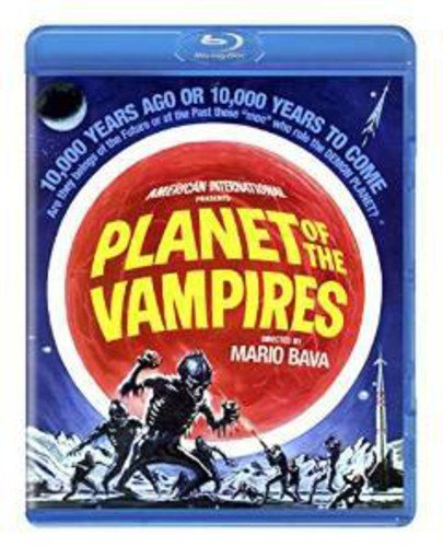Planet of the Vampires [Blu-ray]