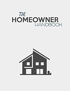 The Homeowner Handbook: Keep Track Of Renovation, Interior Design Costs, Household Bills - Custom Pages For Each Room Including; Interior Design ... Construction Quotes Compare, Purchased Items