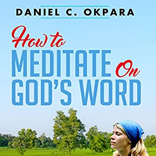 How to Meditate on God's Word cover art