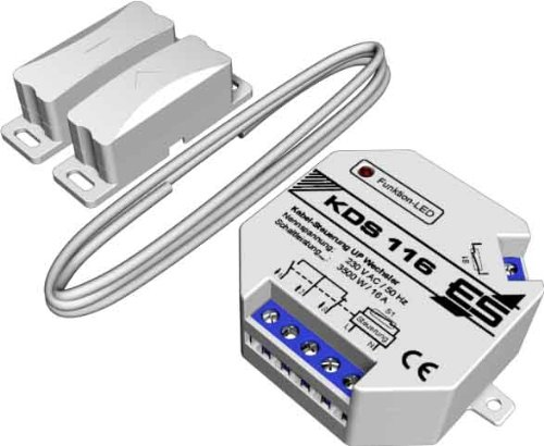 Schabus Kabel-Dunstabzugsteuerung KDS 116 oDibt-Zulass Zubehör für Dunstabzugshauben 4044764000919