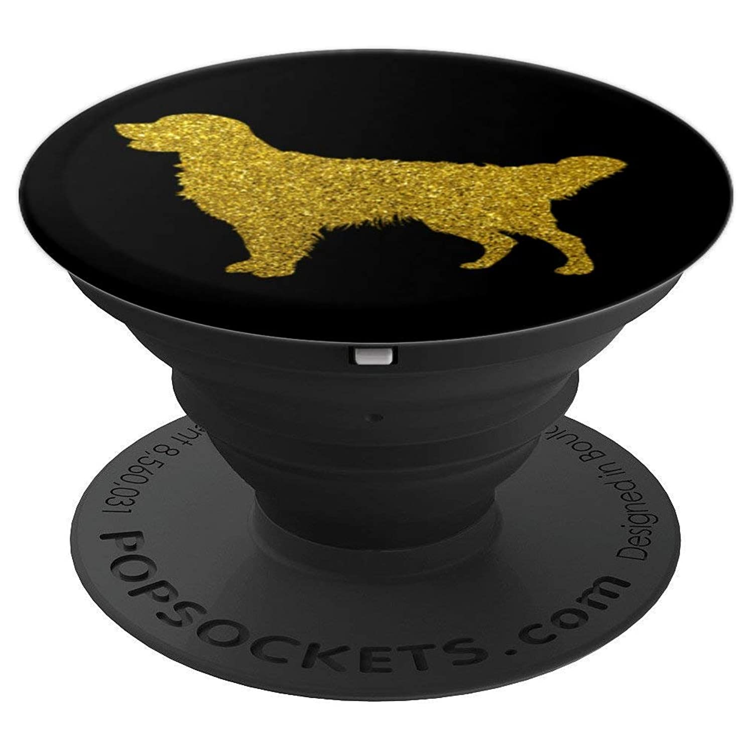 Golden Retriever Phone Grip. Phone Grip Golden Retriever. - PopSockets Grip and Stand for Phones and Tablets