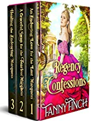 Regency Confessions: A Clean & Sweet Regency Historical Romance Collection