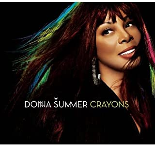 Crayons 1 by Donna Summer (2004-05-31)