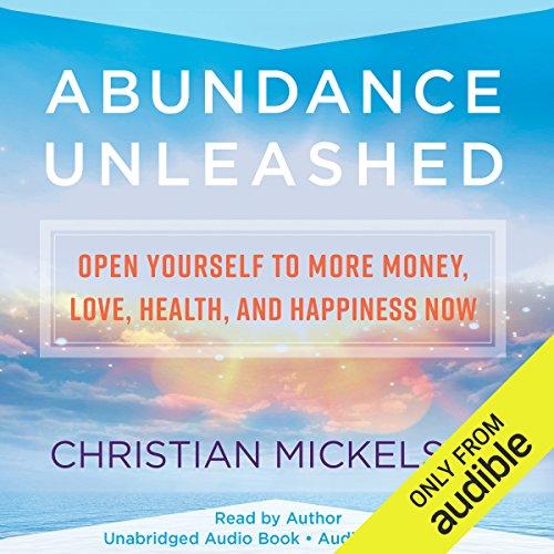Abundance Unleashed audiobook cover art