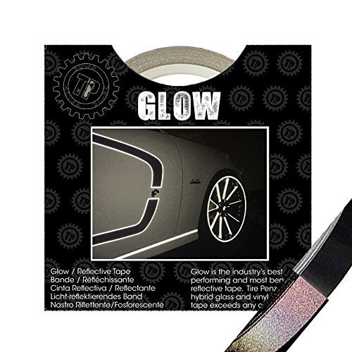 The Glow Tape Black Ice