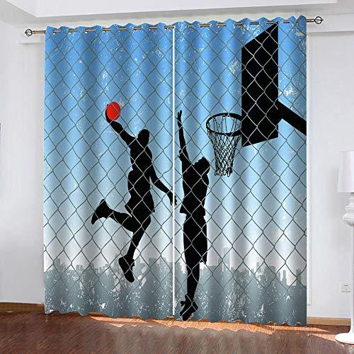 cortinas opacas ruido