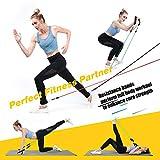 Zoom IMG-2 elastici fitness set egoiggo bande