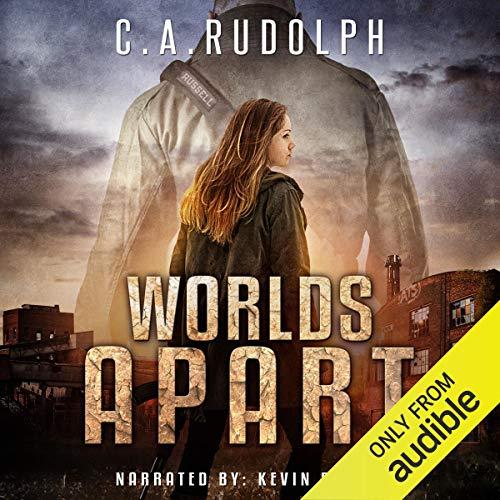Page de couverture de Worlds Apart