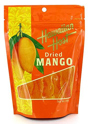 ハワイアンホースト ドライマンゴー 100g×6袋 カラバオ種マンゴー フィリピンの定番 ドライフルーツ 乾燥果実 フィリピンのおやつ 輸入マンゴー 輸入菓子