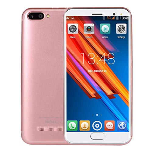 R11 5.0 Pulgadas 4G Network 854 * 480 Juego teléfono móvil Dual SIM 512M + 4G Smartphone para Android para OS 6.0 (Color: Plateado)