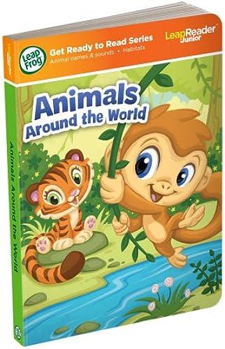 LeapFrog Tag Junior Book - Animals Around the World [UK Import]