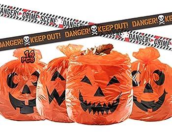 Best pumpkin trash bags Reviews