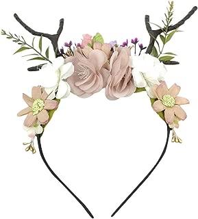 Landscap Unisex Headbands Cosplay Christmas Accessories Horn Ears Party Costume Cosplay Headbands