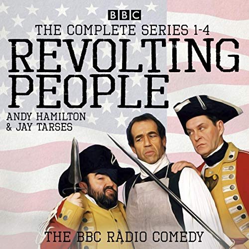 Revolting People: The Complete Series 1-4 cover art