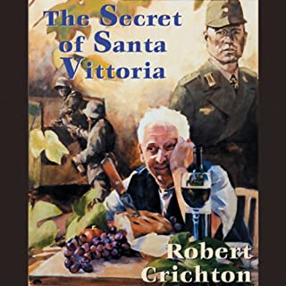 The Secret of Santa Vittoria cover art