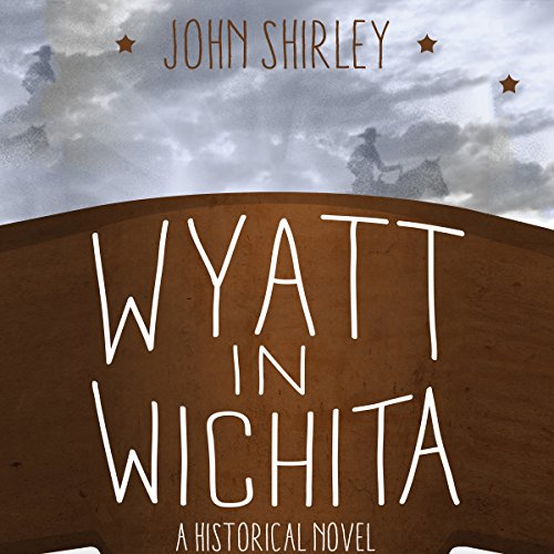Wyatt in Wichita audiobook cover art