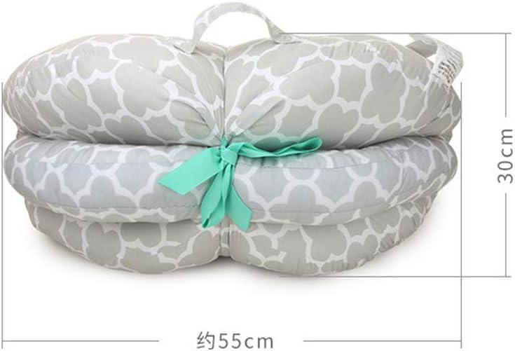 CQ Oreiller d'allaitement De Taille RéGlable Multifonctionnel De BéBé d'oreiller De BéBé 1,2kg Jov