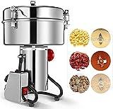 TQMB-A Lebensmittel Crusher, Grinder elektrische Mühle Grinder Maschine Trockenmühle Schleifmaschine Salz- und Pfeffermühle Set Pulvermaschine für Getreide Gewürz Getreidemehl