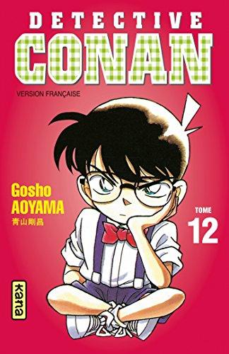 Détective Conan - Tome 12