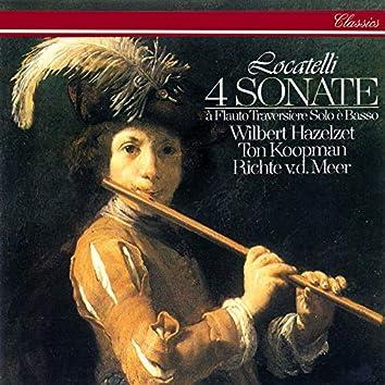 Locatelli: 4 Flute Sonatas