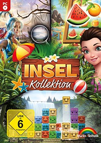 Insel Kollektion 3 Spiele in einer Box für Windows 10 / 8.1 / 8 / 7