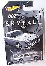 hotwheels skyfall aston martin 1963 db5 car 1.64 scale model by Hot Wheels