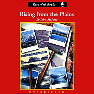 Rising From the Plains audiobook cover art