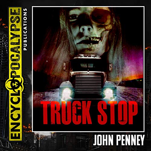 Truck Stop audiobook cover art