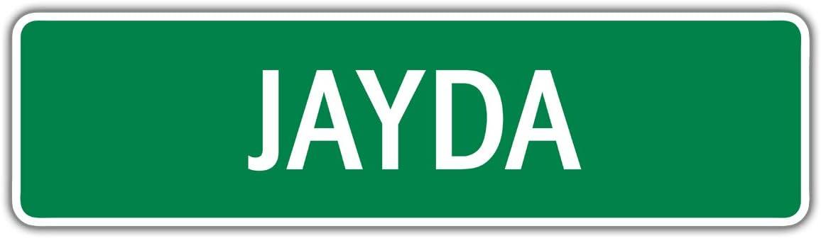 "5624 SS Chickadee 4/"" x 18/"" Novelty Street Sign Aluminum"