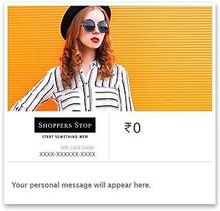 Shoppers Stop - Digital Voucher