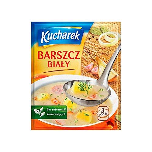 Barszcz Bialy White Borscht Soup