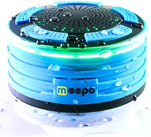 Top 10 Best shower radio bluetooth with loud sound by meepo Reviews