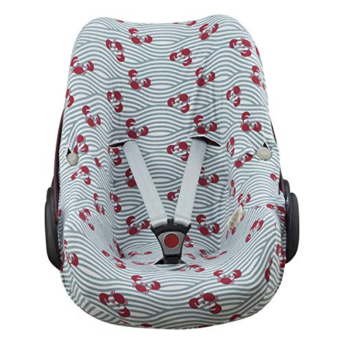 JANABEBE Cover Liner Compatible with Pebble and Bebe Confort
