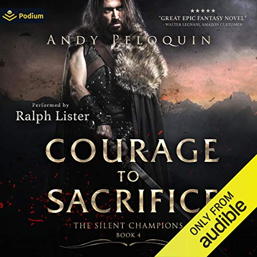 Courage to Sacrifice  By  cover art