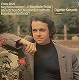 Franz Liszt Mephisto-Walzer 1-4 . Polka. Cyprien Katsaris.