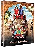 Kika Superbruja: El Viaje a Mandolán DVD 2011 Hexe Lilli: Die Reise nach Mandolan