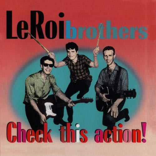 Marque esta ação! [Audio CD] LeRoi Irmãos