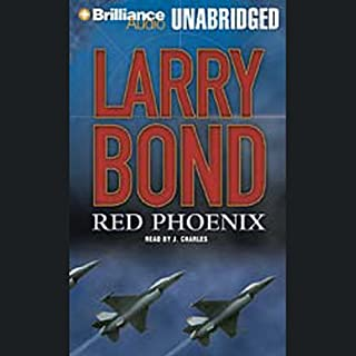 Red Phoenix audiobook cover art
