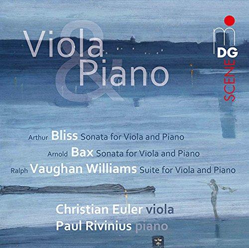 Bax/Bliss/Williams: Sonata &