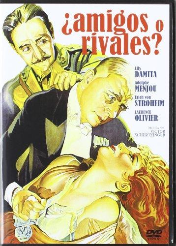 Amigos O Rivales ? (Import Dvd) (2012) Adolphe Menjou; Lili Damita; Laurence O