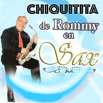 Chiquitita de Rommy en Sax