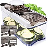Best Vegetable Slicers - Adjustable Mandoline Slicer Vegetable Slicer - Potato Slicer Review