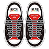 Homar sin corbata Cordones de zapatos para niños y adultos Impermeables cordones de zapatos de atletismo atlética de...