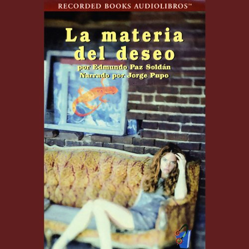 La Materia del Deseo [Matter of Wishing] (Texto Completo) cover art
