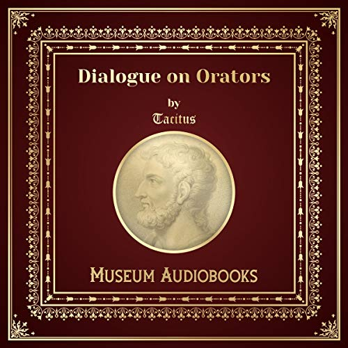 Dialogue on Orators audiobook cover art