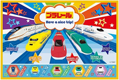 スケーター レジャーシート S プラレール 19 PLARAIL 60×90cm VS1