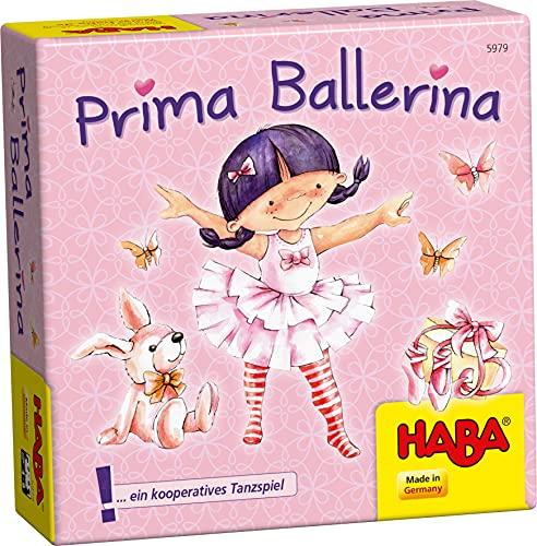 HABA 5979 - Prima Ballerina, Juego Infantil de motricidad. Más 4 años
