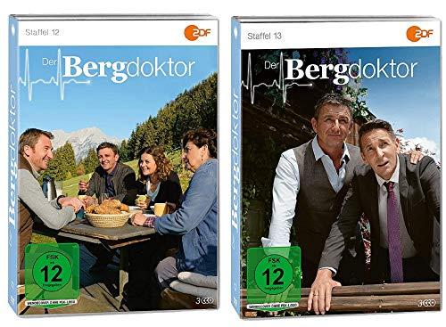 Der Bergdoktor Staffel 12+13 [DVD Set] Folgen 104 bis 119